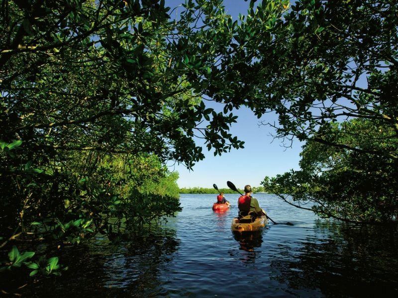 La aventura también tiene cabida en Fort Myers & Sanibel.