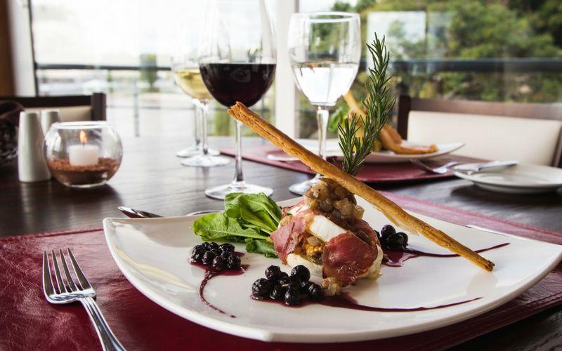 La delicadeza y la excelente calidad caracterizan la propuesta del restaurante Del Carmen.