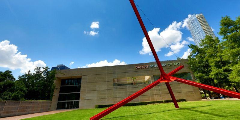 Este museo reúne en 33.300 m² una colección de 22 mil obras que abarcan 5.000 años de creatividad en el mundo.