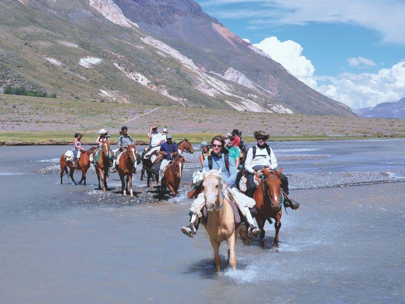 Actividades de aventura en Mendoza.