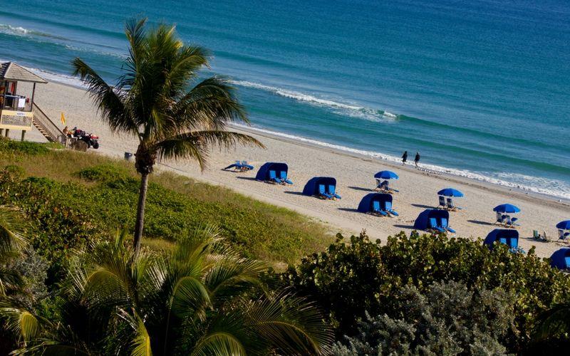 Delray Beach combina playas con un centro vibrante.