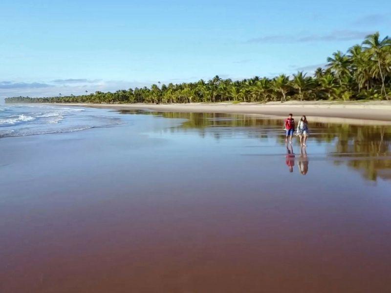 Playas de singular belleza esperan al viajero que busca nuevos paraísos inexplorados.