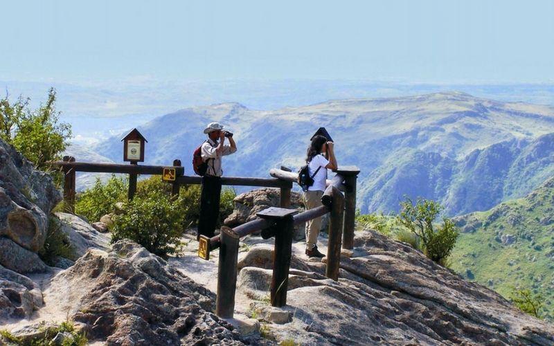Explorando el Parque Nacional Quebrada del Condorito.