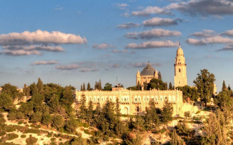 La Abadía de la Dormición.