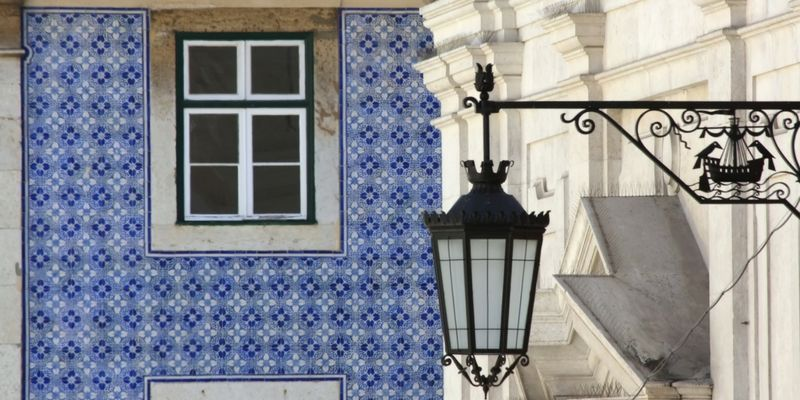 Los famosos azulejos portugueses