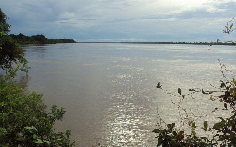 Uno de los paisajes más inexplorados de Colombia: Vichada.