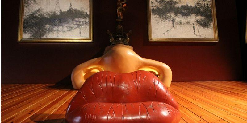 La sala Mae West