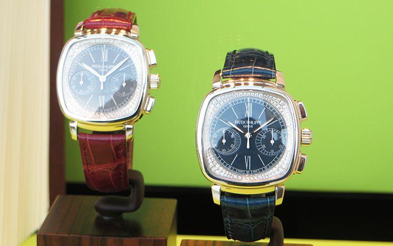 Patek Philippe fue uno de los relojeros más destacados de Suiza.