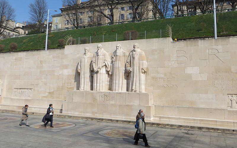 El Muro de los Reformadores