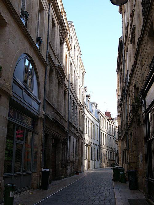 Las callejuelas de Burdeos forman parte de la lista de Patrimonio de la Humanidad por la Unesco desde 2007.