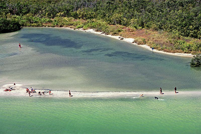 Playas paradisíacas en Fort Myers.