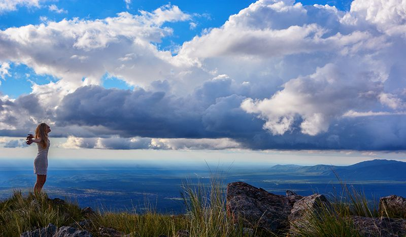 Relax en Capilla del Monte.