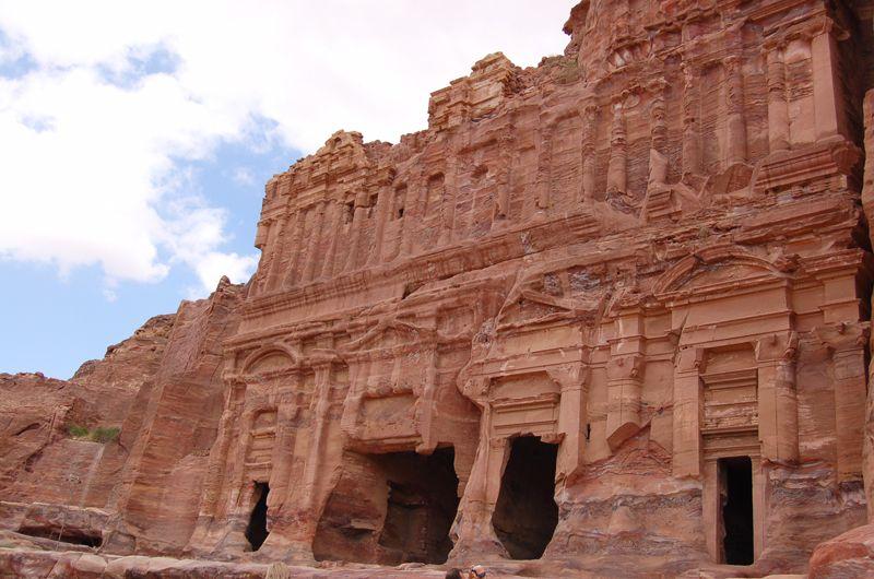 Otros sitios maravillosos en Petra.