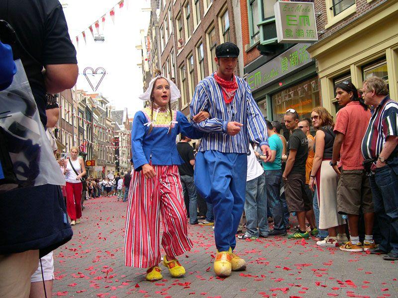 También los festivales son parte de la rutina de la ciudad.