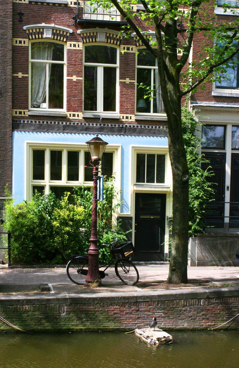 Bellas postales de Ámsterdam.