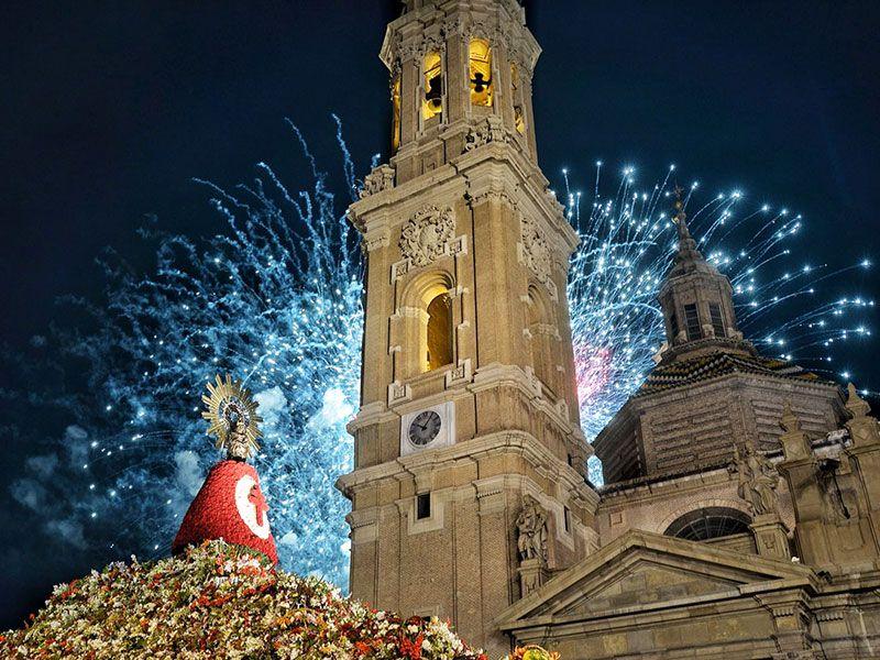 Fiesta del Pilar.