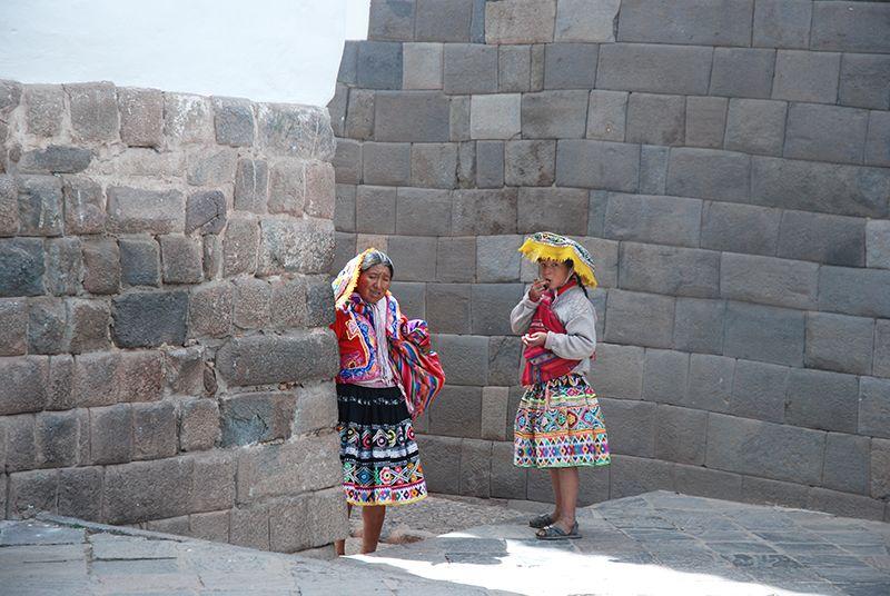 Cusco tiene un festejo muy ligado a las culturas andinas.