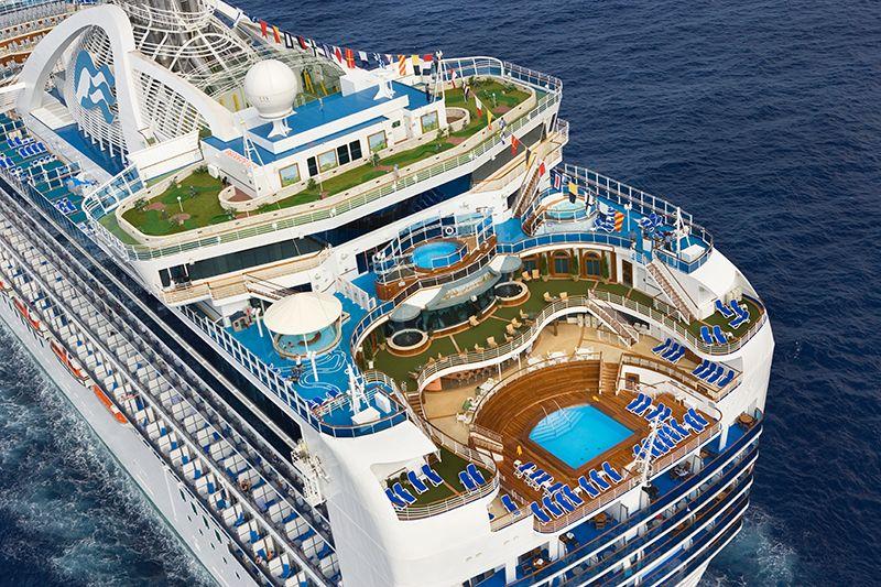 Barcos majestuosos