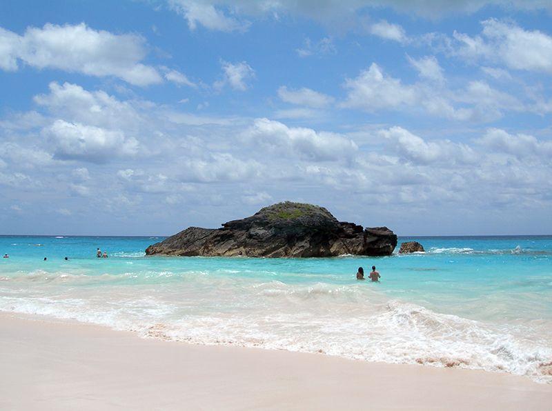 Islas Bermudas: playa y deporte.