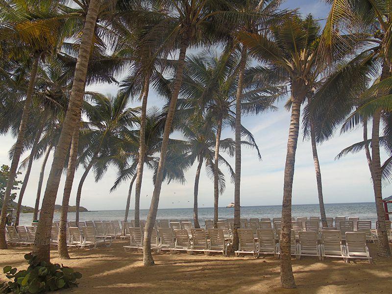 Postales costeras de Margarita.
