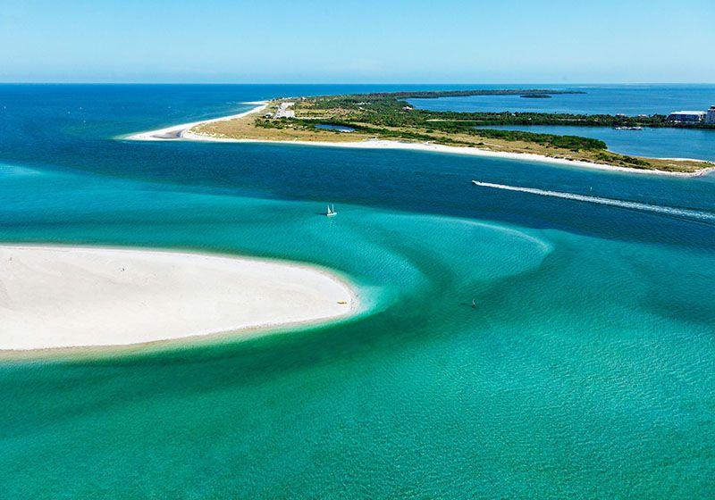 Playas increíbles para disfrutar del destino.