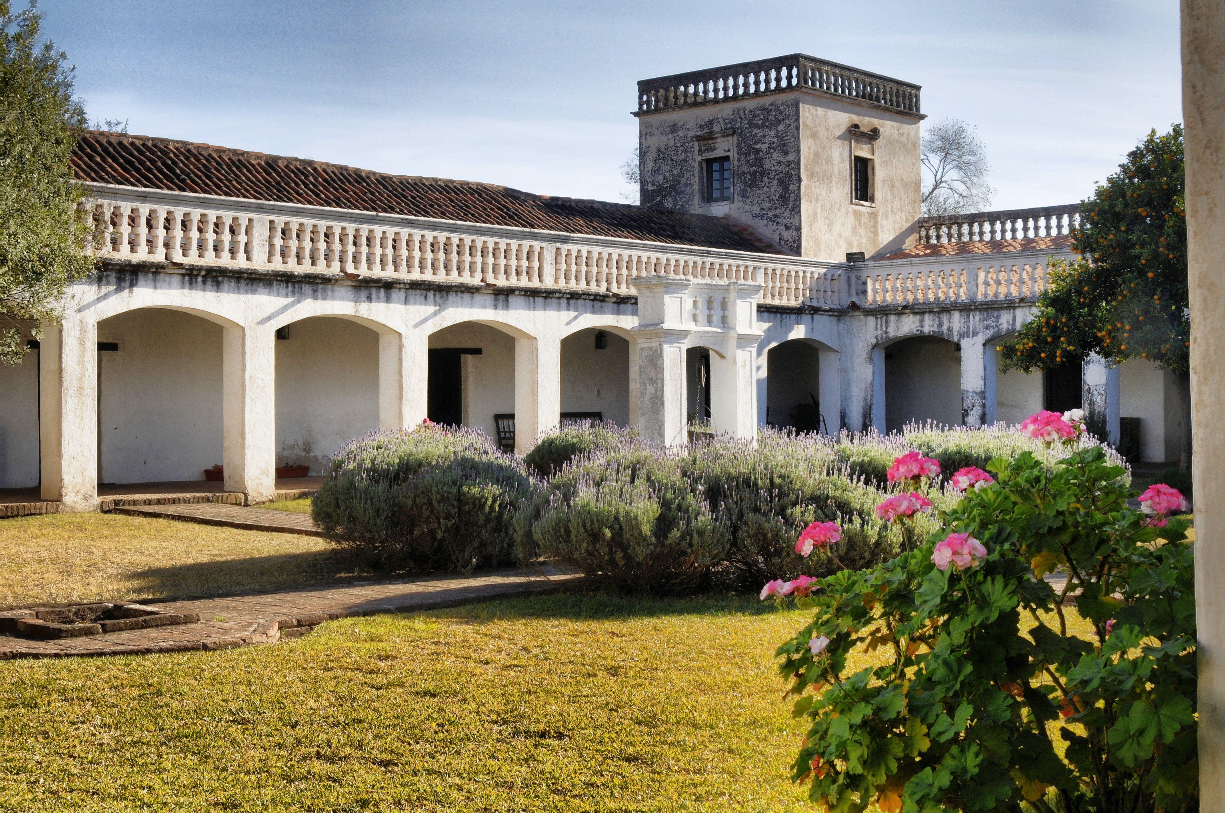 La estancia de Caroya cuenta con el Museo Histórico y de los Inmigrantes.