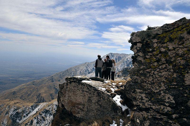 Ascenso al cerro Champaquí
