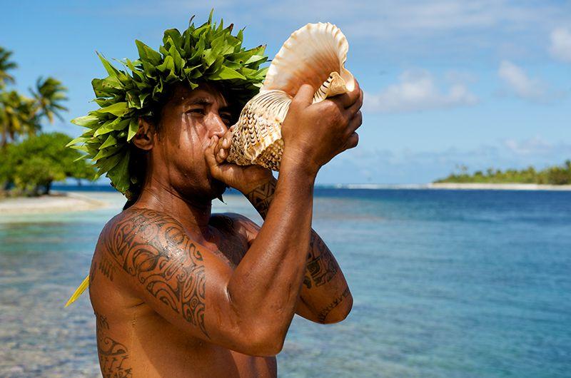 El llamado de la Polinesia