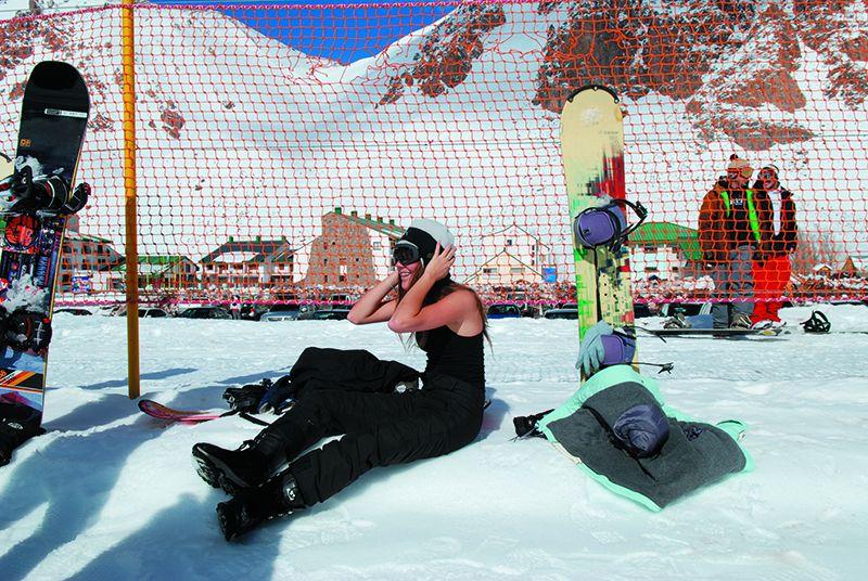 Una recomendación para los principiantes es vestirse por capas para poder regular la temperatura corporal.