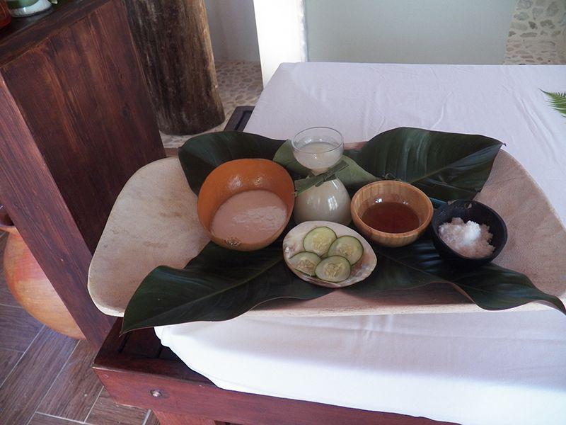 Los tratamientos a base de aceites de coco: un imperdible del spa del V Samaná.