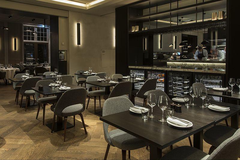El restaurante Rijks