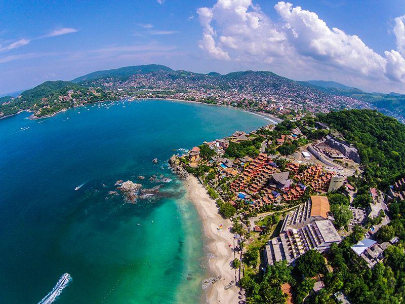 Playa Ropa es otra de las espectaculares playas a disposición de los turistas.