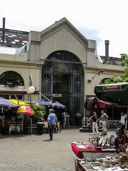 El Mercado del Puerto