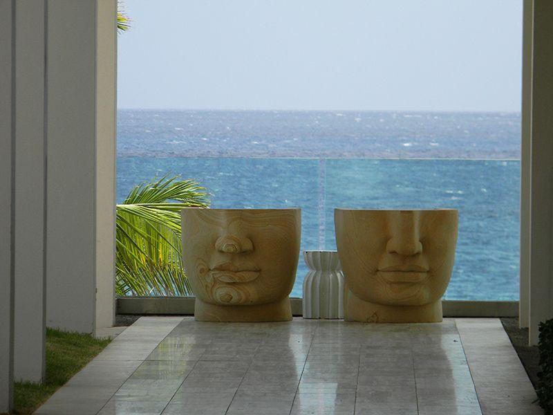 Las galerías de arte y los detalles de diseño de vanguardia en los hoteles es otro de los items destacados.
