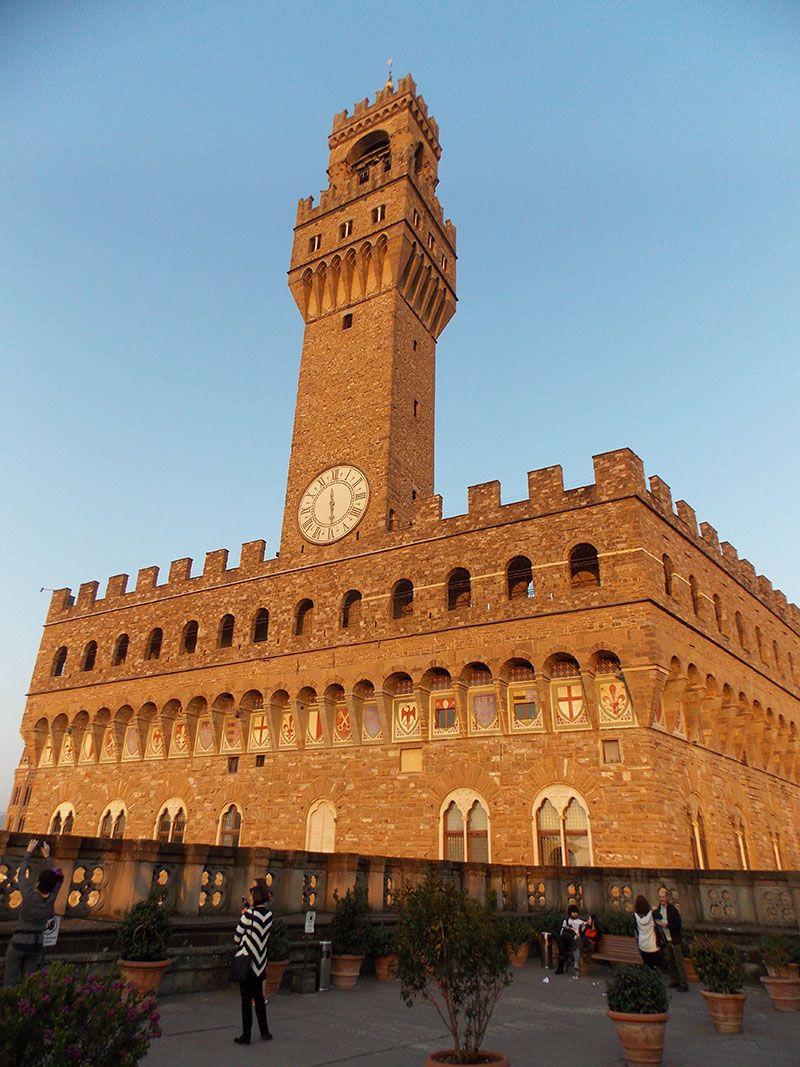 El Palazzo Vecchio