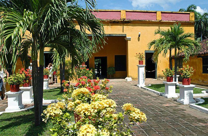 Quinta de San Pedro Alejandrino.
