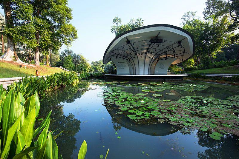 Los Jardines Botánicos
