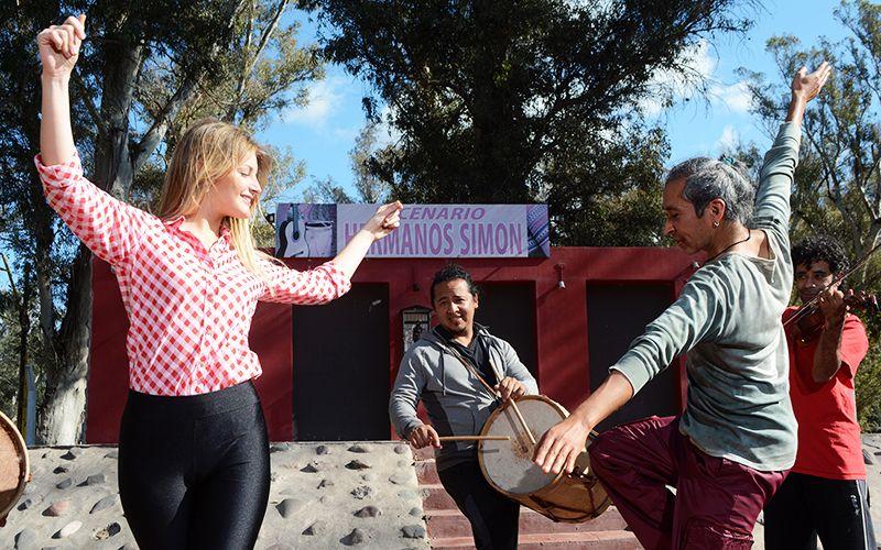 Santiago del Estero: la música y bailes regionales también forman parte del acervo cultural santiagueño.