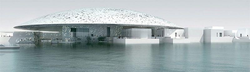 En noviembre seguramente ya estará inaugurado en Abu Dhabi el Museo del Louvre.