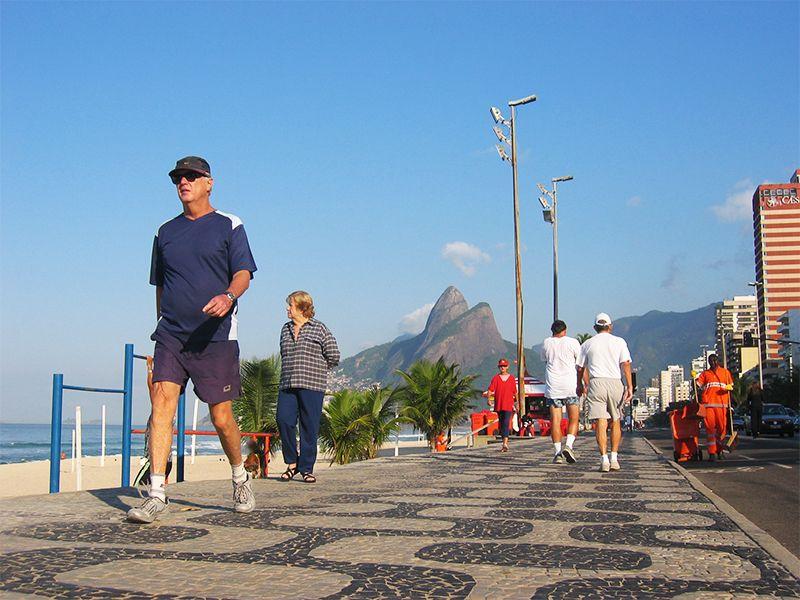 Agosto será el mes de los Juegos Olímpicos en Río de Janeiro.