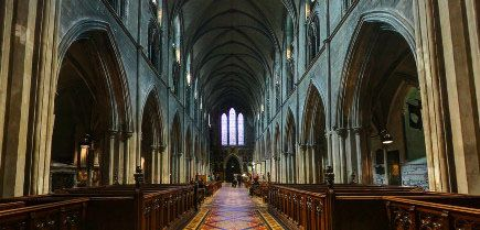 En marzo estamos festejando San Patricio en Irlanda.