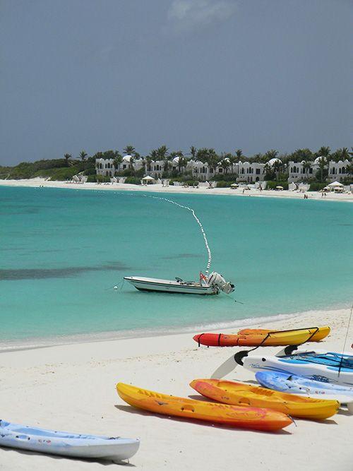 Paisaje de Anguilla