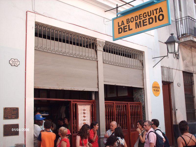 Elegido por Ernest Hemingway como el sitio ideal para tomar mojito en La Habana