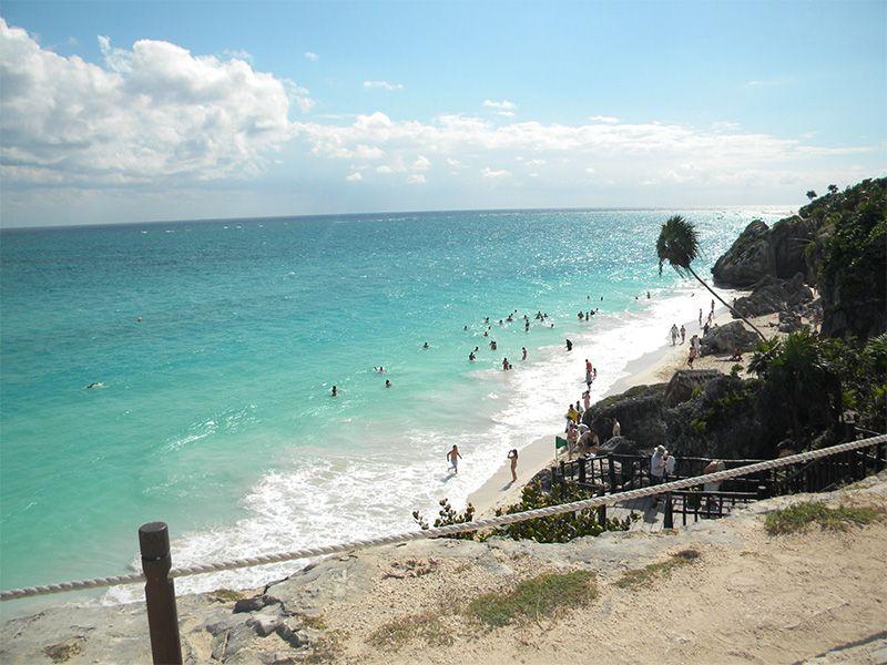 Cancún puede combinarse con Riviera Maya