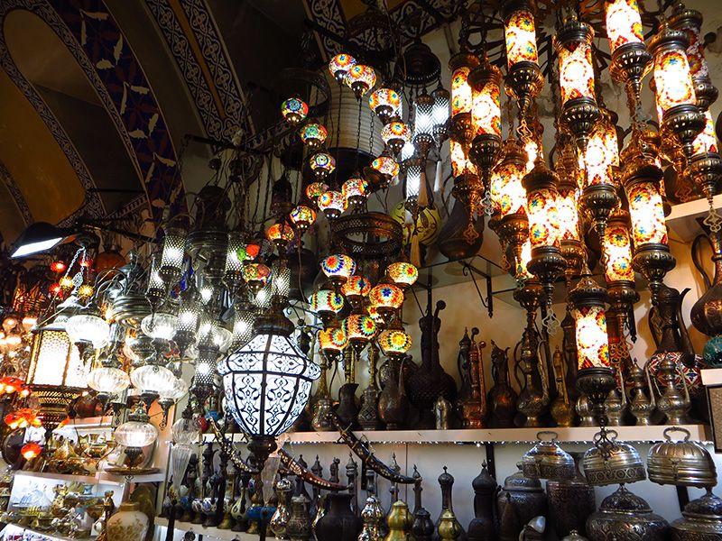 En este famoso mercado se puede comprar joyería