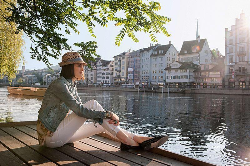 Zúrich es una de las ciudades con mejor calidad de vida del mundo.
