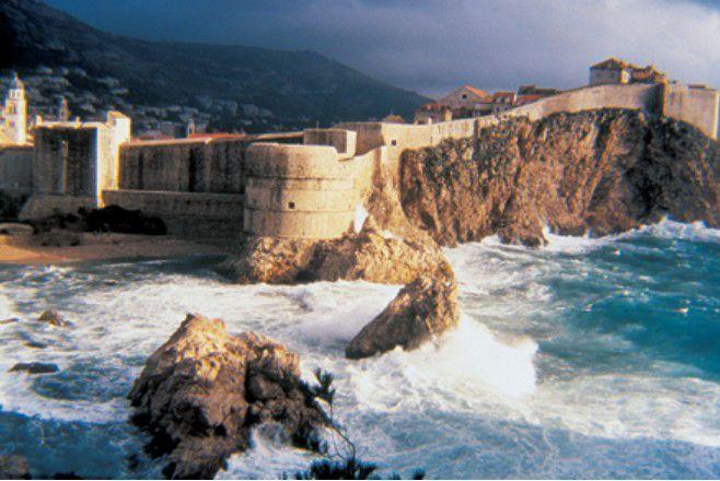 El Fuerte Borak –Dubrovnik–
