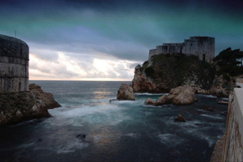 El Fuerte de Lovrijenac –Dubrovnik– protagonizó el puerto de Desembarco del Rey.