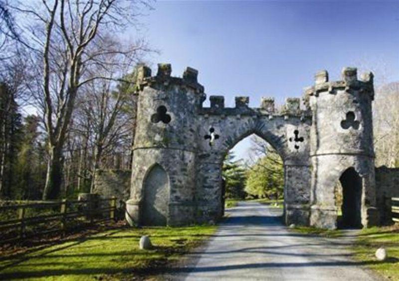 El Bosque de Tollymore –Irlanda del Norte–