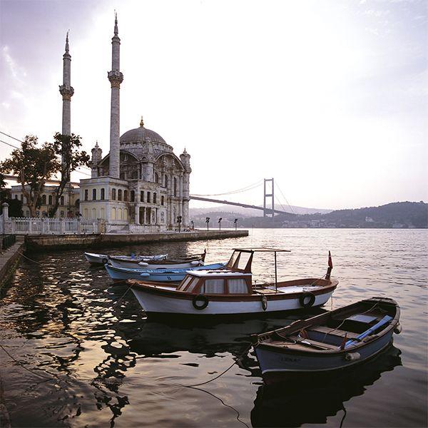 El barrio de Ortaköy